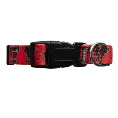 Texas Tech Red Raiders Team Pet Collar