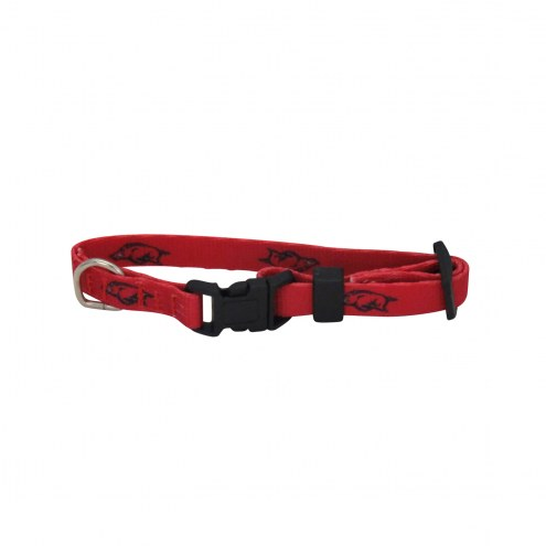 Arkansas Razorbacks Team Pet Collar