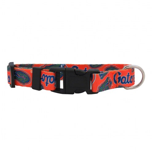 Florida Gators Team Pet Collar
