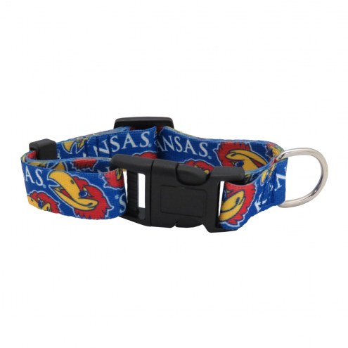 Kansas Jayhawks Team Pet Collar