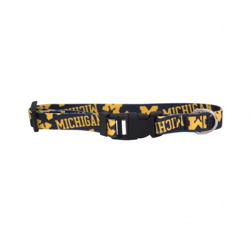 Michigan Wolverines Team Pet Collar