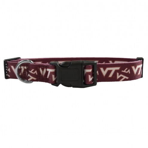 Virginia Tech Hokies Team Pet Collar