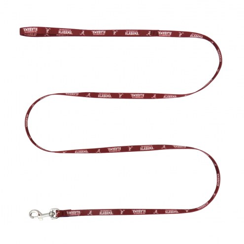 Alabama Crimson Tide Team Dog Leash