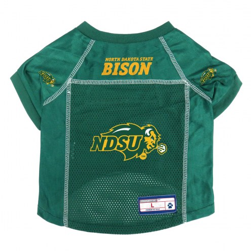 North Dakota State Bison Pet Jersey