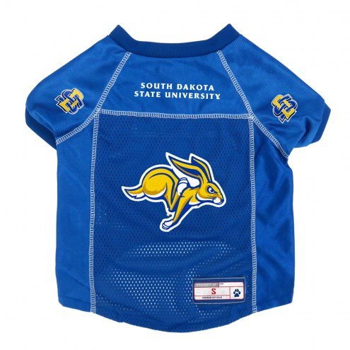 South Dakota State Jackrabbits Pet Jersey