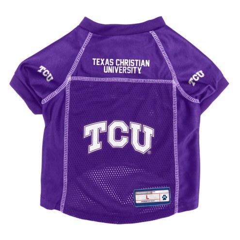 Texas Christian Horned Frogs Pet Jersey