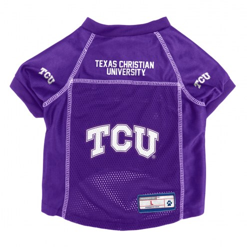 Texas Christian Horned Frogs Pet Jersey