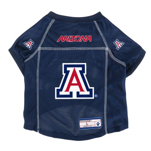 Arizona Wildcats Pet Jersey