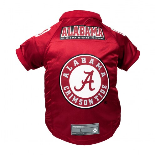 Alabama Crimson Tide Premium Dog Jersey