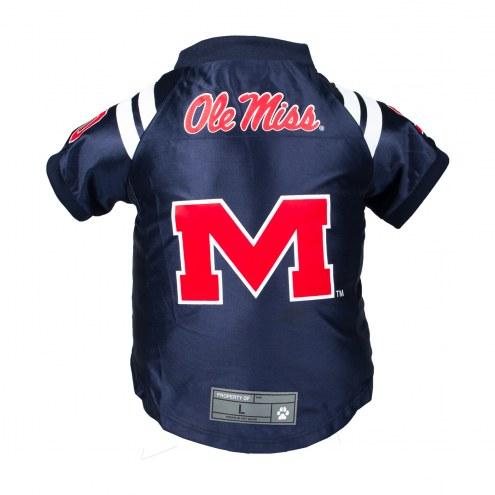 Mississippi Rebels Premium Dog Jersey