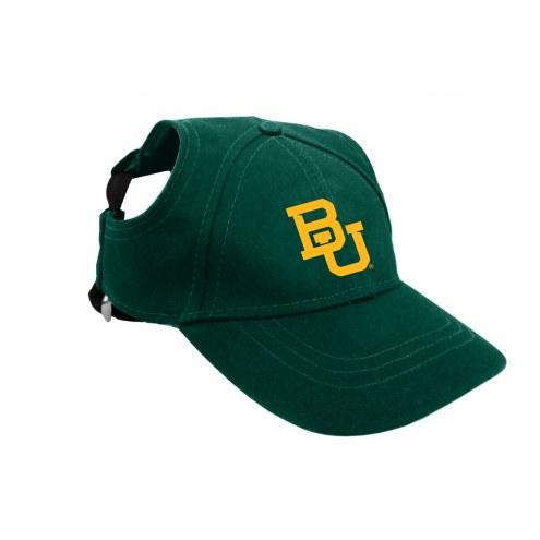 Baylor Bears Pet Baseball Hat