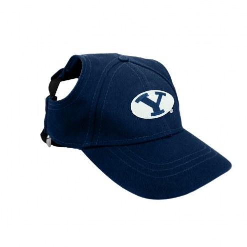 BYU Cougars Pet Baseball Hat 8891092bd73
