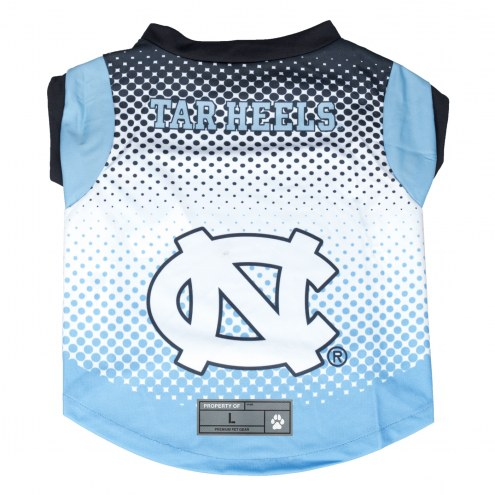North Carolina Tar Heels Dog Performance Tee