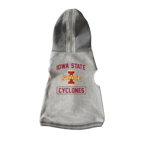 Iowa State Cyclones Dog Hooded Crewneck