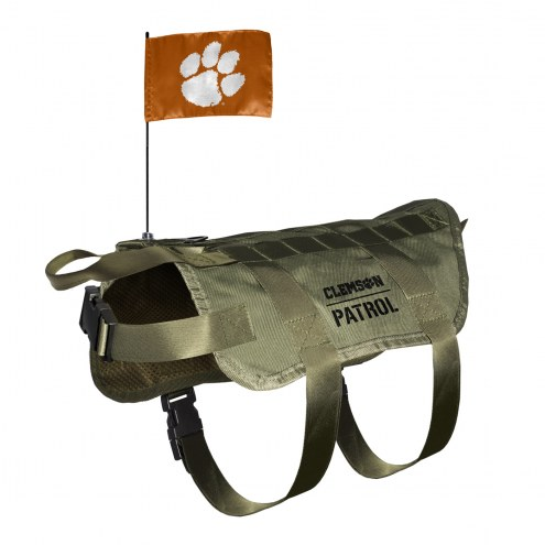 Clemson Tigers Tactical Pet Vest