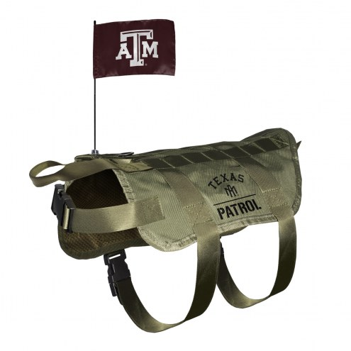 Texas A&M Aggies Tactical Pet Vest