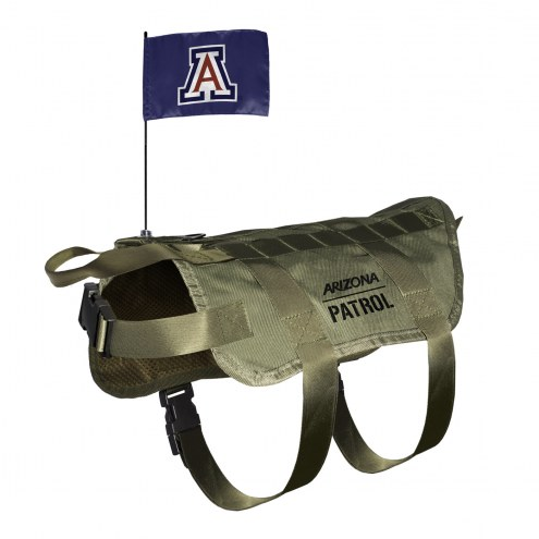 Arizona Wildcats Tactical Pet Vest