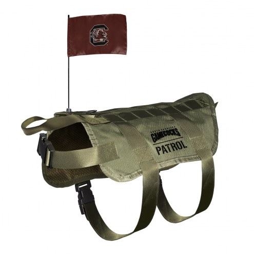 South Carolina Gamecocks Tactical Pet Vest