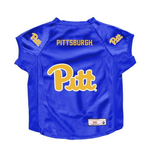 Pittsburgh Panthers Stretch Dog Jersey
