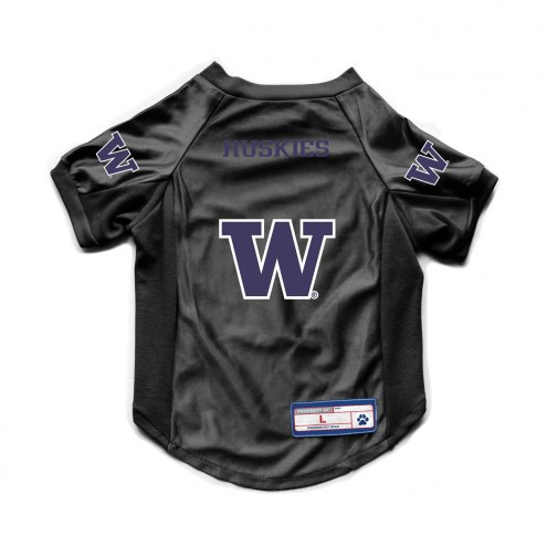 Washington Huskies Stretch Dog Jersey