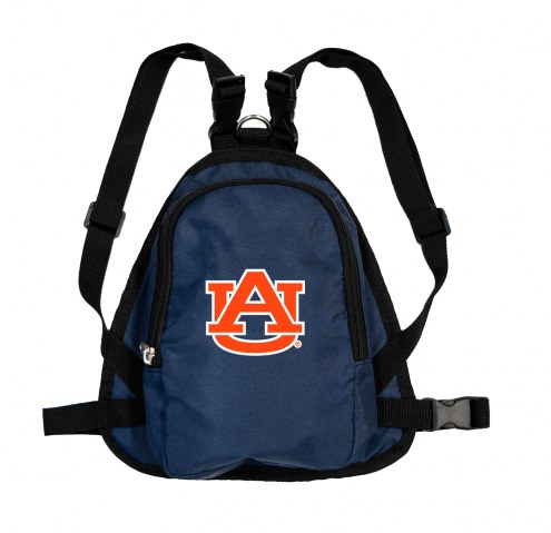 Auburn Tigers Dog Mini Backpack