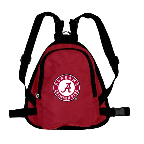 Alabama Crimson Tide Dog Mini Backpack