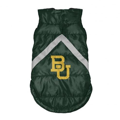 Baylor Bears Dog Puffer Vest