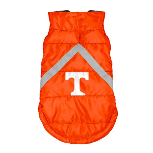 Tennessee Volunteers Dog Puffer Vest