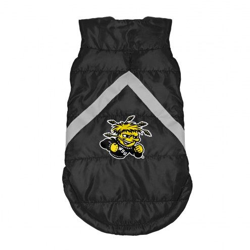 Wichita State Shockers Dog Puffer Vest