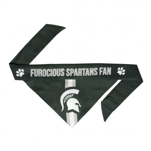 Michigan State Spartans Dog Bandana