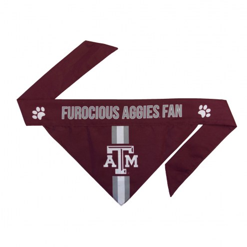 Texas A&M Aggies Dog Bandana