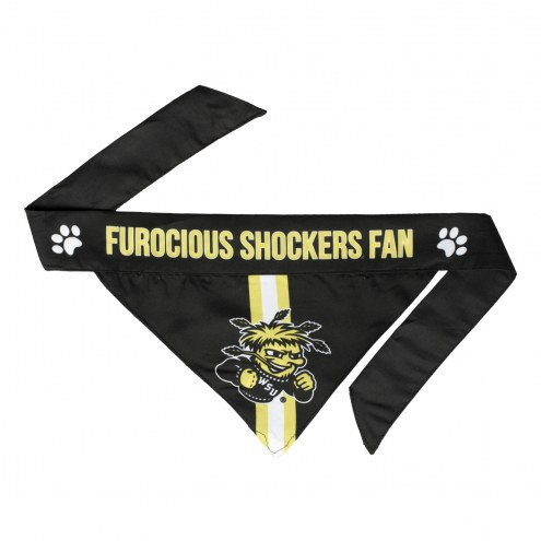 Wichita State Shockers Dog Bandana