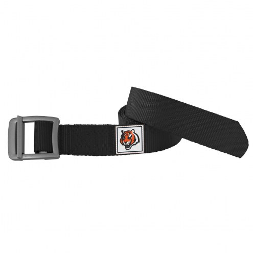 Cincinnati Bengals Black Field Belt
