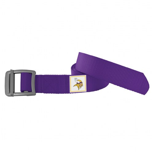 Minnesota Vikings Purple Field Belt
