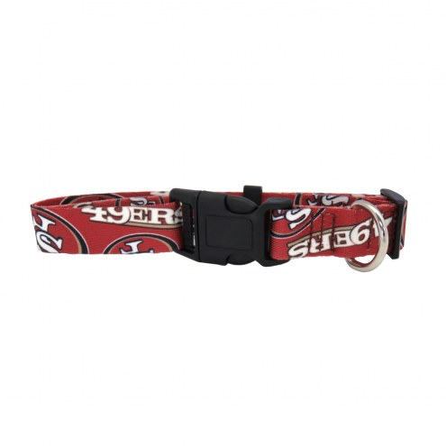 San Francisco 49ers Team Pet Collar