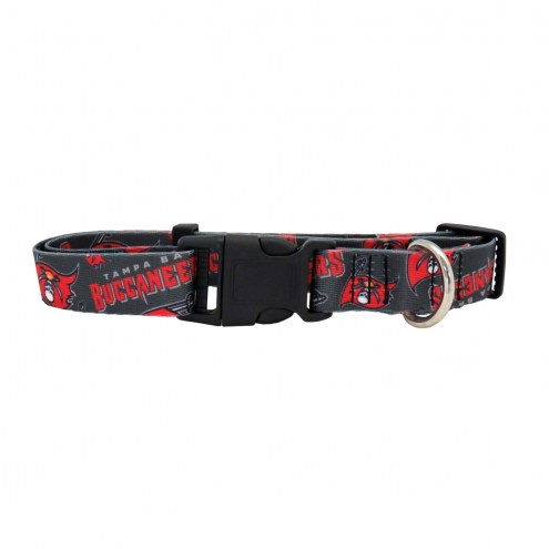 Tampa Bay Buccaneers Team Pet Collar