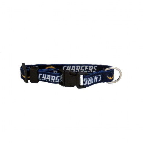Los Angeles Chargers Team Pet Collar
