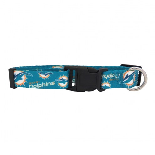 Miami Dolphins Team Pet Collar