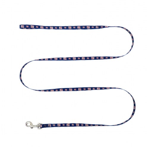 New York Giants Team Dog Leash