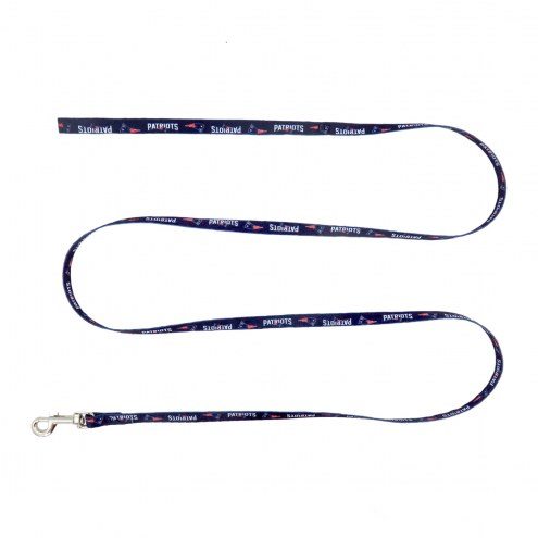New England Patriots Team Dog Leash