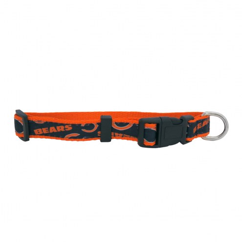 Chicago Bears Pet Ribbon Collar