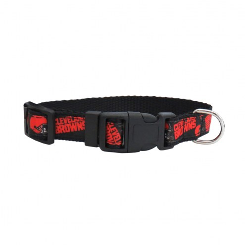 Cleveland Browns Pet Ribbon Collar