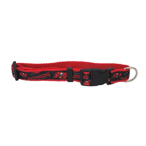 Tampa Bay Buccaneers Pet Ribbon Collar