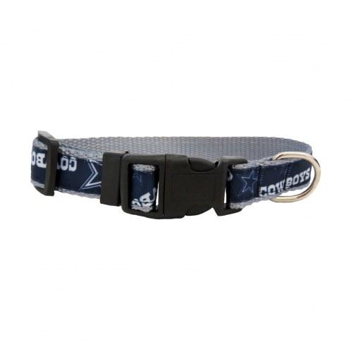 Dallas Cowboys Pet Ribbon Collar