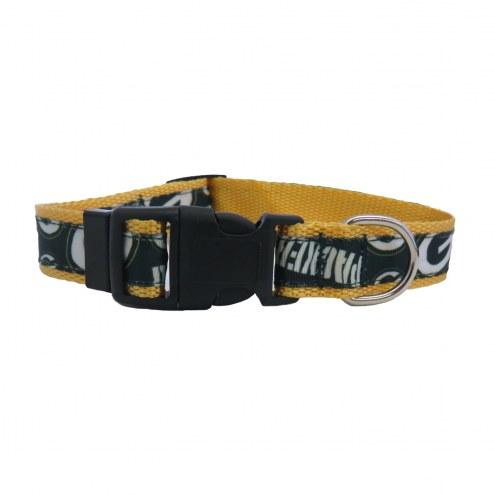 Green Bay Packers Pet Ribbon Collar