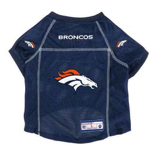 Denver Broncos Pet Jersey