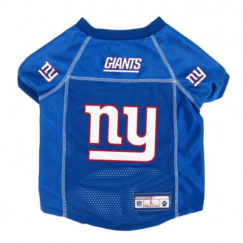 New York Giants Pet Jersey