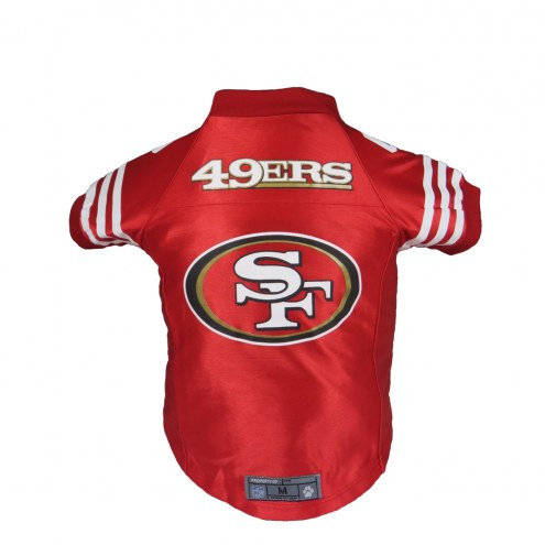 San Francisco 49ers Premium Dog Jersey
