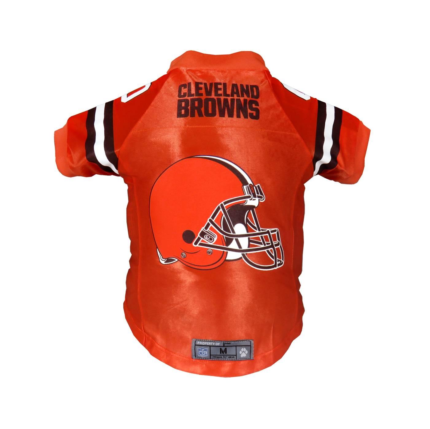 Cleveland Browns Premium Dog Jersey 04df7b700