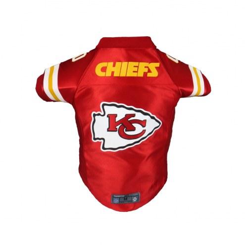 Kansas City Chiefs Premium Dog Jersey